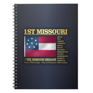 1st Missouri Infantry (BA2) Notebook