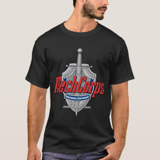 1st Mobile Armor Division 002 - MechCorps T-Shirt
