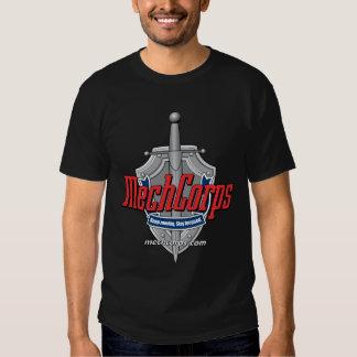 1st Mobile Armor Division 002 - MechCorps T Shirts
