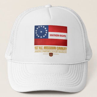1st NE Missouri Cavalry Trucker Hat