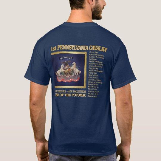 1st Pennsylvania Cavalry (BH) T-Shirt