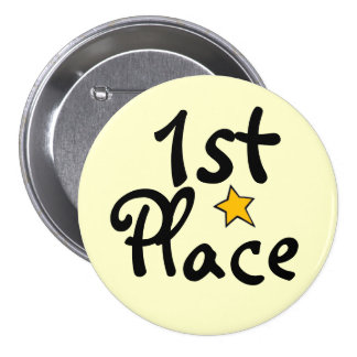 1st Place Buttons