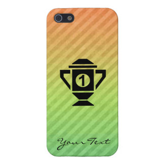 1st Place Trophy Design Case For iPhone 5