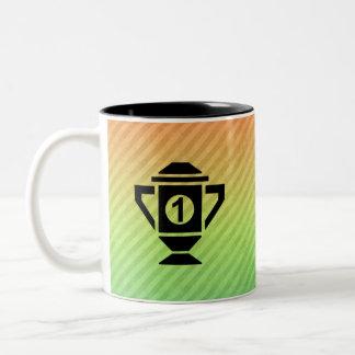 1st Place Trophy Design Mugs