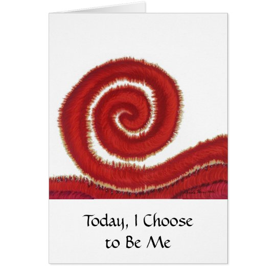 1st-Root Chakra #1: Today, I Choose to Be Me