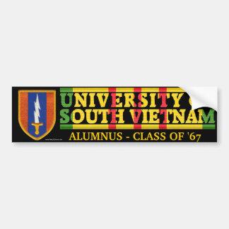 1st Signal Bde. - U of South Vietnam Sticker Bumper Sticker