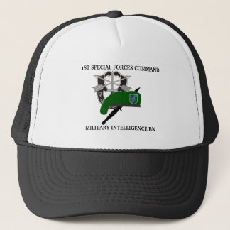 1ST SPECIAL FORCES COMMAND M.I. BN HAT