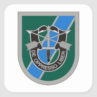 1ST SPECIAL FORCES COMMAND M.I BN. STICKERS