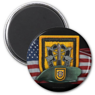 1st special forces group flash vietnam magnet vets