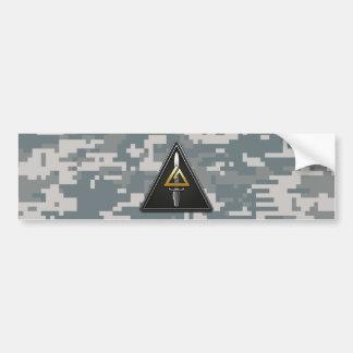 1st Special Forces Operational Detachment-Delta Bumper Sticker