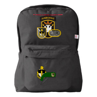1ST SPECIAL WARFARE TRAINING GROUP BACKPACK