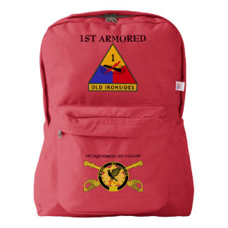 1ST SQUADRON 1ST CAVALRY 1ST ARMORED BACKPACK