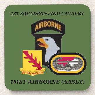 1ST SQUADRON 32ND CAVALRY 101ST AIRBORNE COASTERS