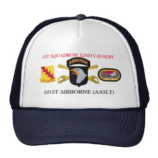 1ST SQUADRON 32ND CAVALRY 101ST AIRBORNE HAT
