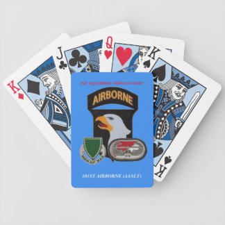 1ST SQUADRON 33RD CAVALRY 101ST ABN PLAYING CARDS