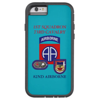 1ST SQUADRON 73RD CAVALRY iPHONE CASE iPhone 6 Case