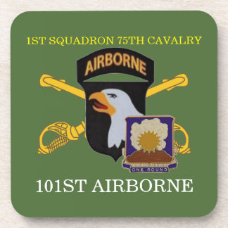 1ST SQUADRON 75TH CAVALRY 101ST AIRBORNE COASTERS
