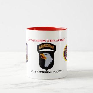 1ST SQUADRON 75TH CAVALRY 101ST AIRBORNE MUG