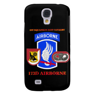 1ST SQUADRON 91ST CAVALRY 173D AIRBORNE CASE GALAXY S4 COVER