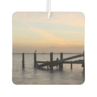 1st Sunset 2017 Cocoa Beach Car Air Freshener
