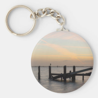 1st Sunset 2017 Cocoa Beach Key Ring