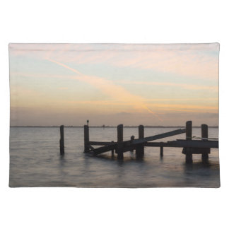 1st Sunset 2017 Cocoa Beach Placemat