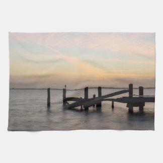 1st Sunset 2017 Cocoa Beach Towel