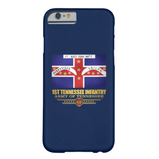 1st Tennessee Infantry Barely There iPhone 6 Case