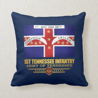 1st Tennessee Infantry Cushion