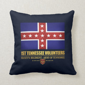 1st Tennessee Infantry (F10) Cushion