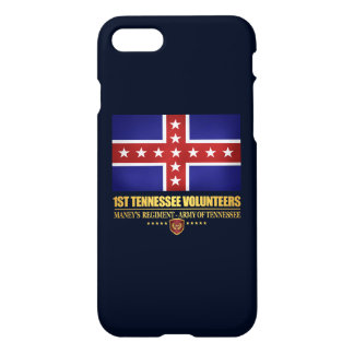 1st Tennessee Infantry (F10) iPhone 8/7 Case