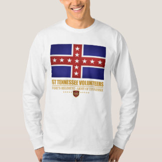 1st Tennessee Infantry (F10) T-Shirt