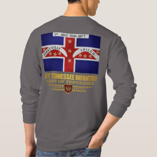 1st Tennessee Infantry T-Shirt