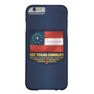 1st Texas Cavalry Barely There iPhone 6 Case