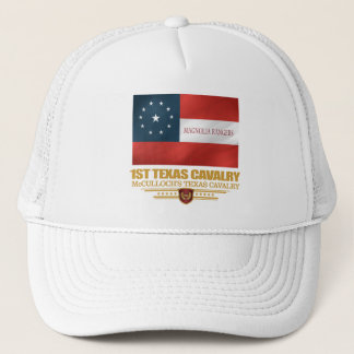 1st Texas Cavalry Trucker Hat