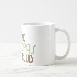 1st Time Grandpas Club (Green) Mug