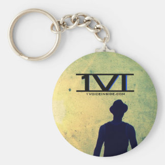 1VI Basic Key Chain