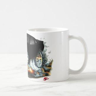 2000-05 Monte Carlo Black Car Coffee Mug