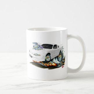 2000-05 Monte Carlo White Car Coffee Mug