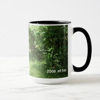 2000 Miler Appalachian Trail Mug
