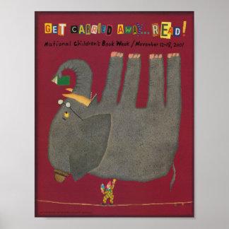 2001 Children's Book Week Poster