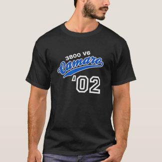 2002 Camaro Script T-Shirt