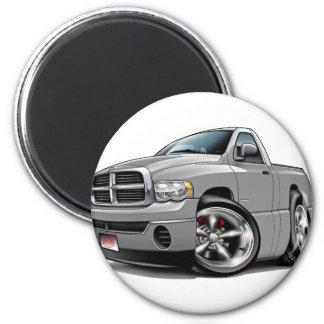2003-08 Dodge Ram Silver Truck Magnet