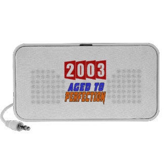 2003 Aged To Perfection Portable Speaker