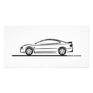 2004 05 06 Pontiac GTO Customized Photo Card