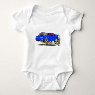 2004-06 GTO Blue Car Baby Bodysuit