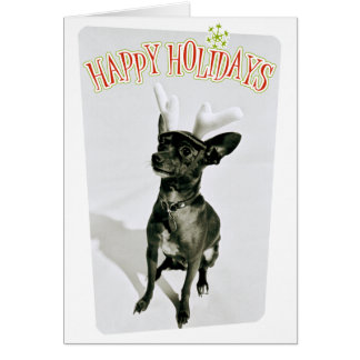 2005 Christmas Puppy Card