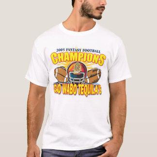 2005 Fantasy Football Champs T-Shirt