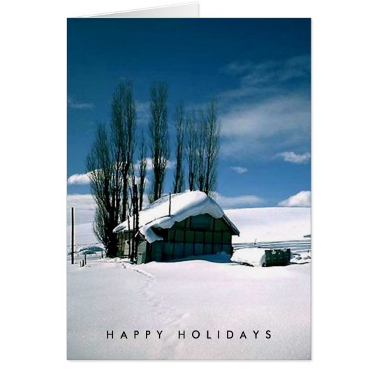 2005 Holiday Card for Flower Films