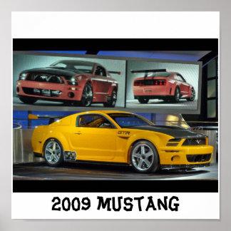 2005-Mustang-GT-R-Concept-hr-012, 2009 mustang Poster